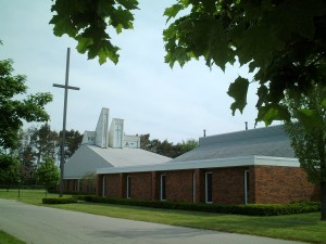 Church of the Saviour in Coopersville, Michigan
